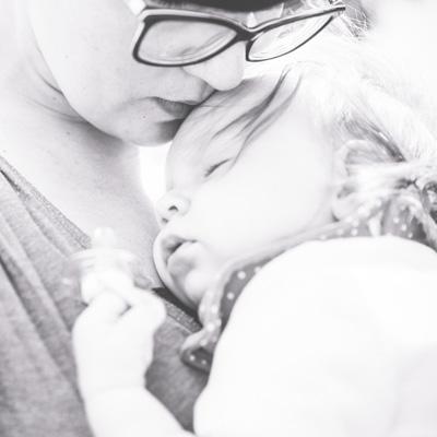 Mama-Tochter-Fotos